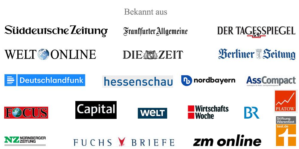 Fachzeitschriften Interviews Rainer Ott Buchautor Immobilienbuch